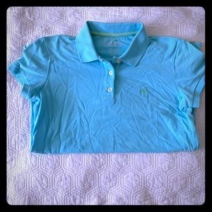 GUC Lily Pulitzer women's island polo shirt